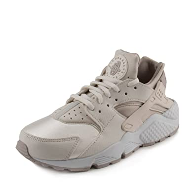 Nike Air Huarache - Zapatillas para Mujer, Multicolor - Mehrfarbig (White/White-Clearwater-Flsh LM 100), 36.5