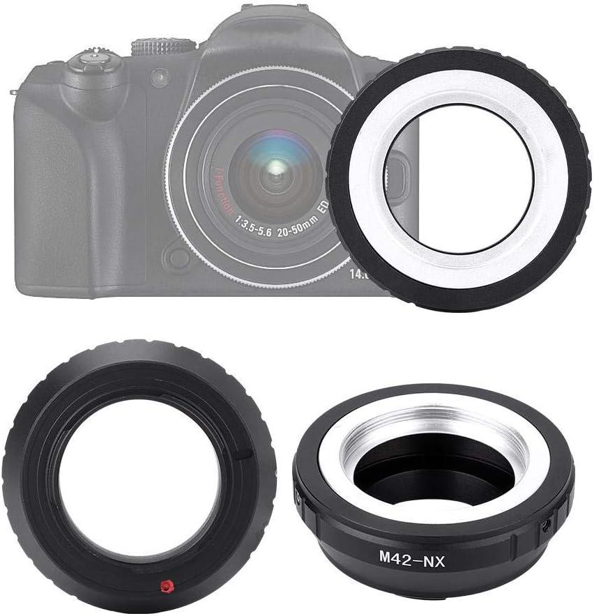 Thread Lens Mount Camera Lens Adapter Ring Manual Operation Manual Focusing Unlimited Focusing Precision Machining for Digital DSLR Camera Accessory