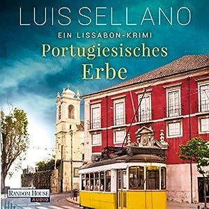 Portugiesisches Erbe: Ein Lissabon-Krimi Hörbuch