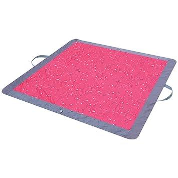 Portátil Picnic alfombrilla para al aire libre playa alfombrilla humedad impermeable plegable tienda de campaña Pad
