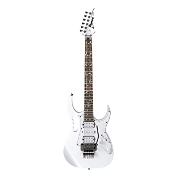 Ibanez - Jemjr white guitarra eléctrica