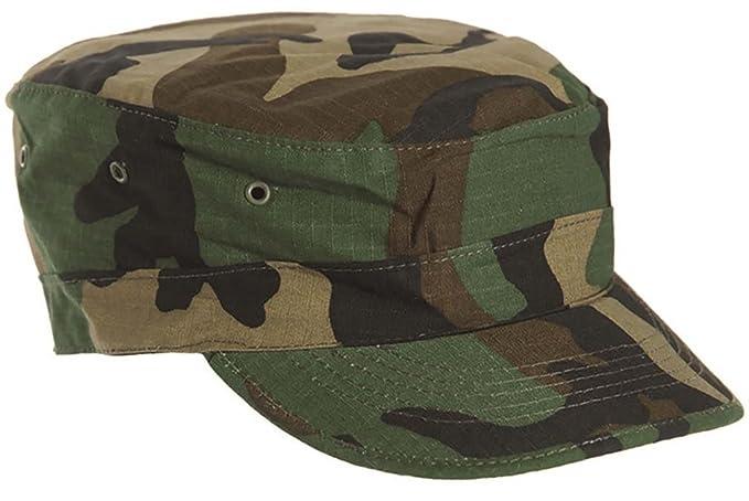 Gorra de estilo militar de campo R/S Desert: Amazon.es: Ropa y ...