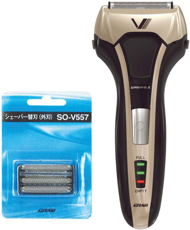 泉精器製作所 IZUMI S-DRIVE ソリッドシリーズ 4枚刃