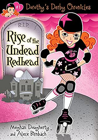 book cover of Rise of the Undead Redhead