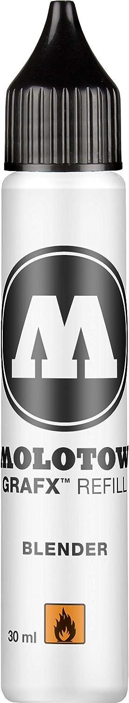 Molotow GRAFX Aqua Ink Blender Refill, 30ml Bottle, 1 Each (699.040)