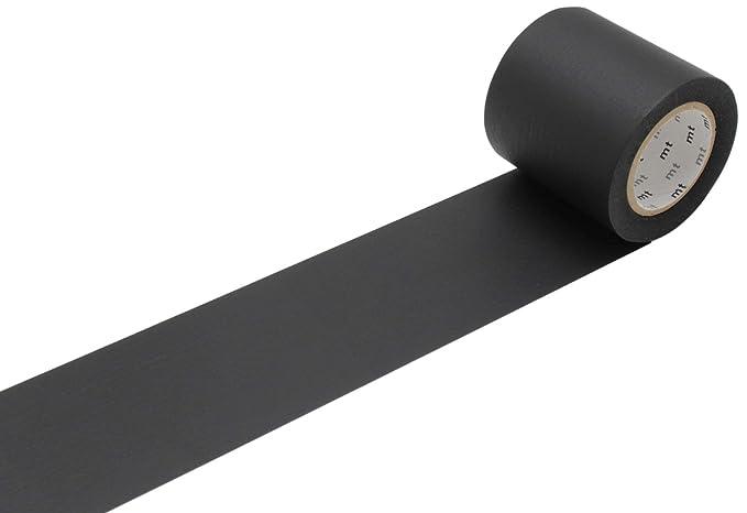 2 opinioni per MT Casa- Nastro coprente Washi, 50 mm, colore: nero opaco
