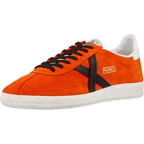 Calzado Deportivo para Hombre, Color Naranja, Marca MUNICH