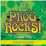 Vol.3-Prog Rocks! [Import allemand]