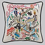Catstudio Paris Pillow - Geography Collection Home Décor 121(CS)