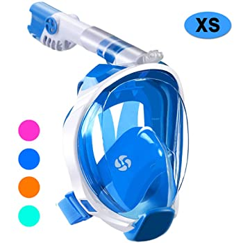 WSTOO Full Face Snorkel Mask