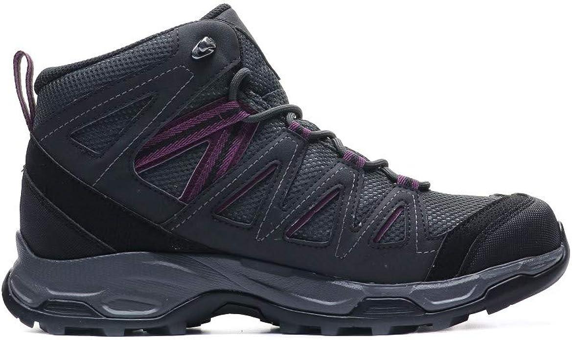 Salomon Hillrock Mid GTX/® Chaussures de randonn/ée pour homme
