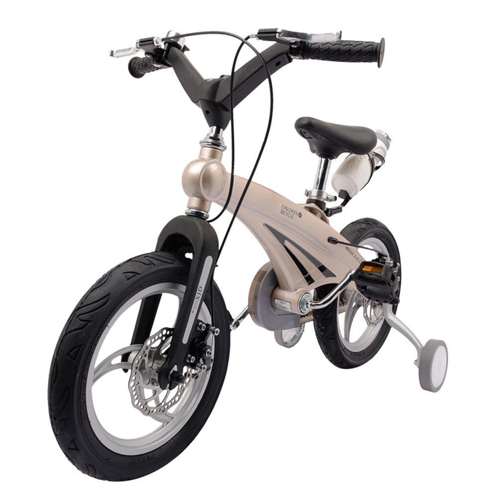 【人気沸騰】 CHS@ B07PX8XP68 キッズの自転車3-7歳ユニセックス子供用自転車14インチのベビーカーマウンテントライクトレーニングホイール付き 子ども用自転車 CHS@ B07PX8XP68, 浮羽町:5edcbec1 --- senas.4x4.lt