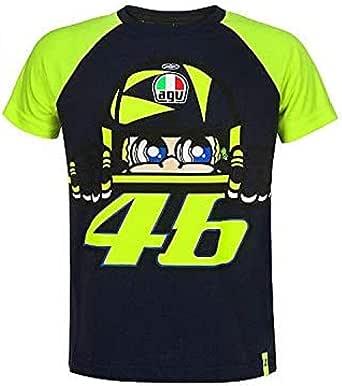 VR46 Camiseta Fairing NIÑOS