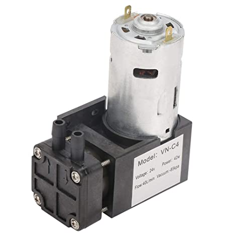 Samfox Bomba Vacío Sin Aceite - Mini Compresor de Aire ...