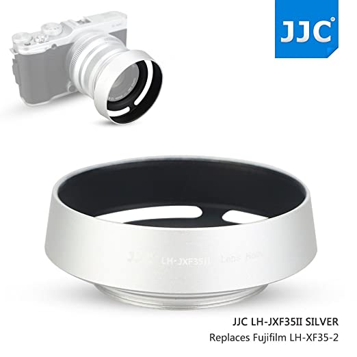 Review JJC 43mm Screw-in Silver