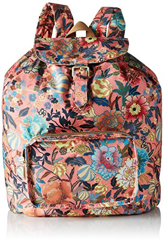 Pink Multicolore Oilily Portés Folding shell Classic Backpack Dos wqORC0O