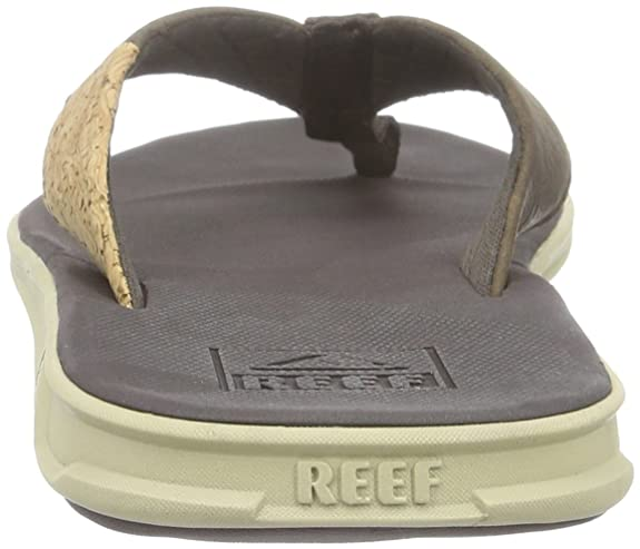 d835cd17b8f4 Amazon.com  Reef Men s Slammed Rover LE Brown  Shoes