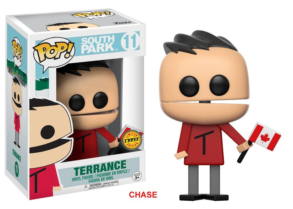 Funko Pop! South Park - Terrance Chase !!!