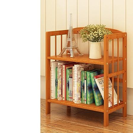 JX&BOOS Librería,Estantería Simple Estudiante Creativa estantería ...