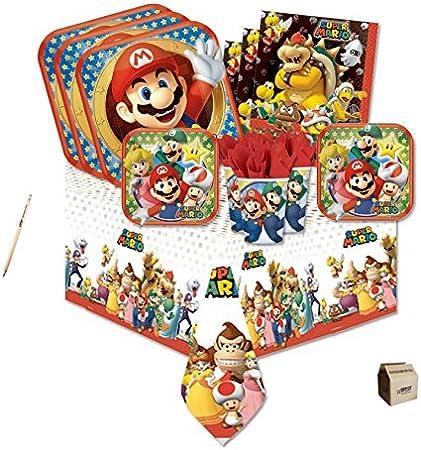 IRPot - Juego nº 42 de mesa de Super Mario Run: Amazon.es: Hogar