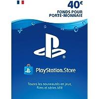 Carte PSN 40 EUR   Compte français   Code PSN à télécharger