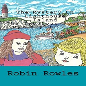 The Mystery on Lighthouse Island Audiobook
