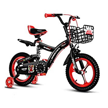 DT Bicicleta para niños 2-3-4-6-7-8-9-10 años Niño niña niño Pedal ...