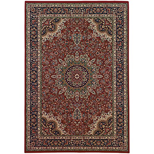 Oriental Weavers Ariana 116R3 Area Rug, 12' x 15', Red (Outdoor Ariana Furniture)