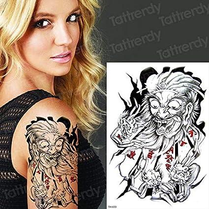 4 Unidades, Tatuajes Temporales De Larga Duración, Animales ...