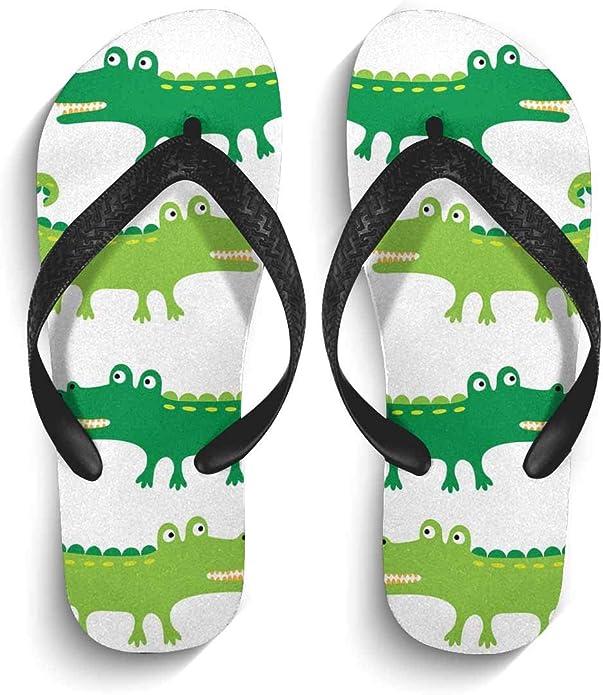 INTERESTPRINT Mens Water Shoes Forest Animals Aqua Shoes Barefoot Socks Swim Beach Shoes