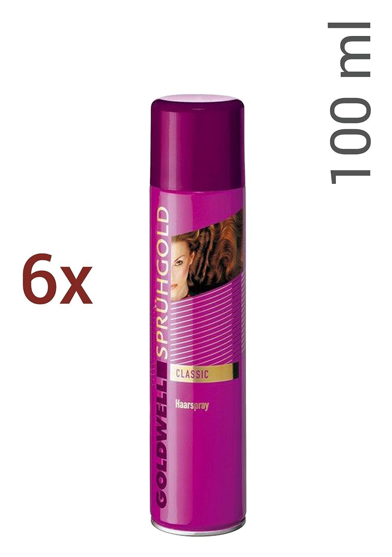 Goldwell Sprühgold Aerosole Classic 6 x 100 ml Haarspray
