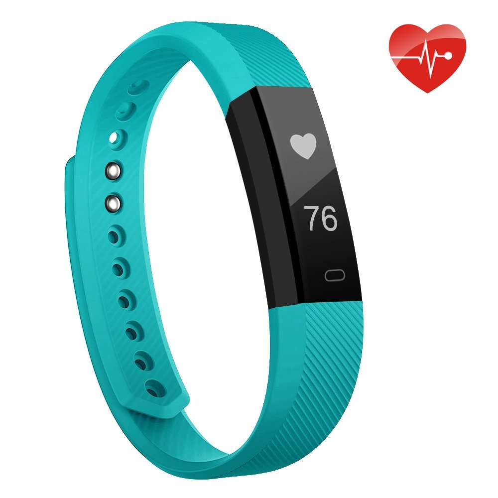 morefit Slim HR ritmo cardíaco monitor, Smart pulsera reloj/Sleep ...