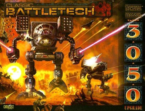 Battletech Technical Readout 3050 Upgrad (Classic Battletech)