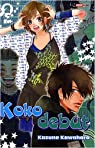 Koko Debut, tome 2 par Kawahara