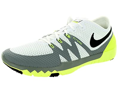 85276ac7ef7c ... czech nike mens free trainer 3.0 v3 white black cool grey running shoe  9.5 men bae71