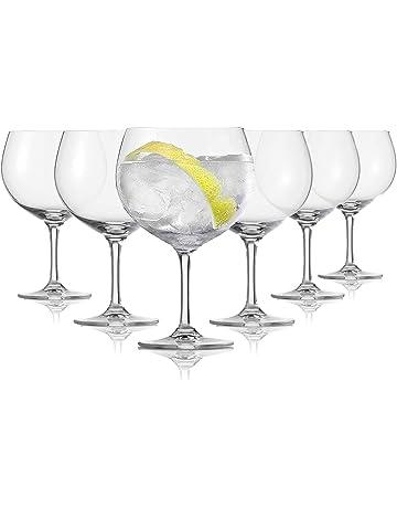 Tivoli Bistro vasos de gin tonic - 500 ml - Set de 6 - Ideal para