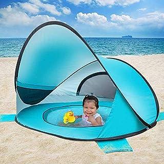 tragbare Kappe SunShade Beach Tent with Sand Anchor Neso Zelt-Strandzelt mit Sandanker Patentierte verst/ärkte Ecken