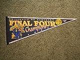 1996 NCAA Final Four Champions KENTUCKY WILDCATS BASKETBALL PENNANT
