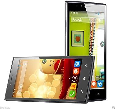 Black new (Unlocked) Dual Core Smartphone Mobile Phone Dual Sim ...