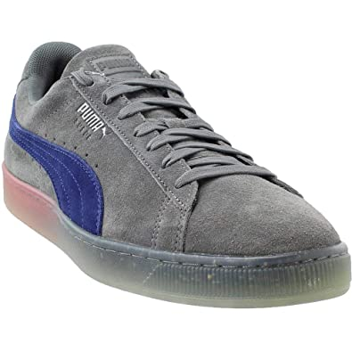 Puma Suede Summer Nights Fade Grey  Amazon.co.uk  Shoes   Bags eaf0c98fa