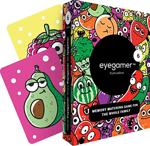 Eyegamer - Fruits and Vegetables Edition (Best Fruit For Memory)
