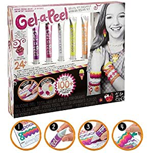 Gel-A-Peel Deluxe Kit (5 Piece)