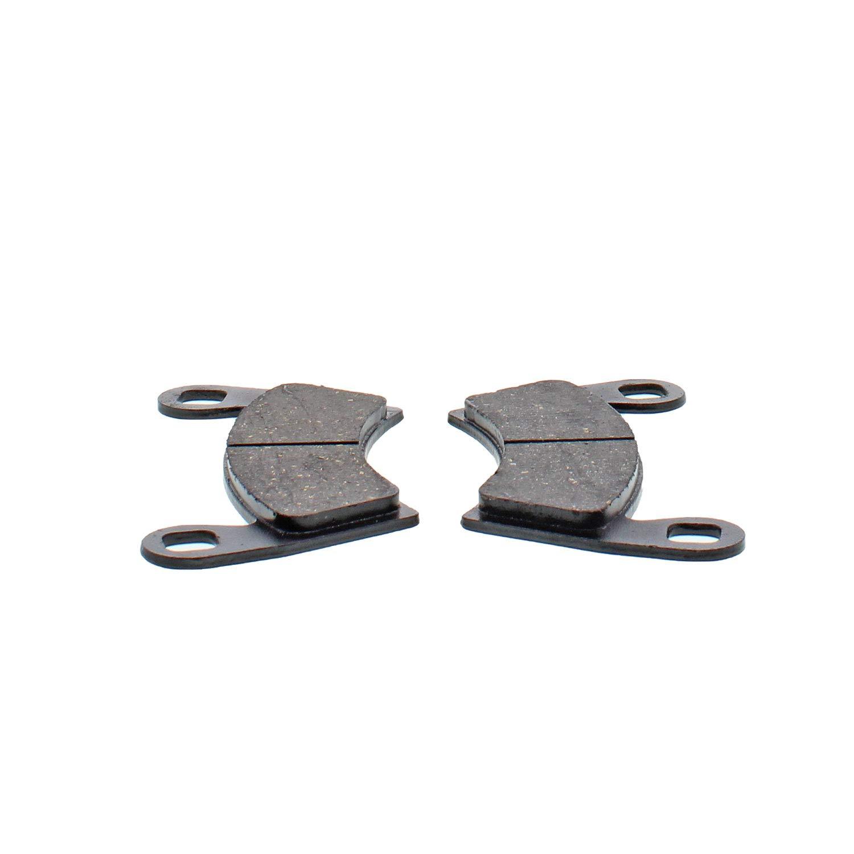 NICHE Front Right Brake Caliper Pads Mounting Bracket For 2014-2017 Polaris Ranger 570 Full Size EV 1912261 1912134