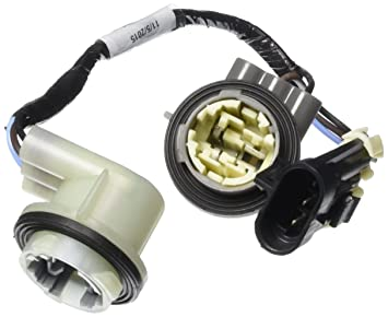 61DPvzaH6pL._SX355_ amazon com genuine gm 19121867 parking and turn signal lamp Car Blinker Lights at eliteediting.co