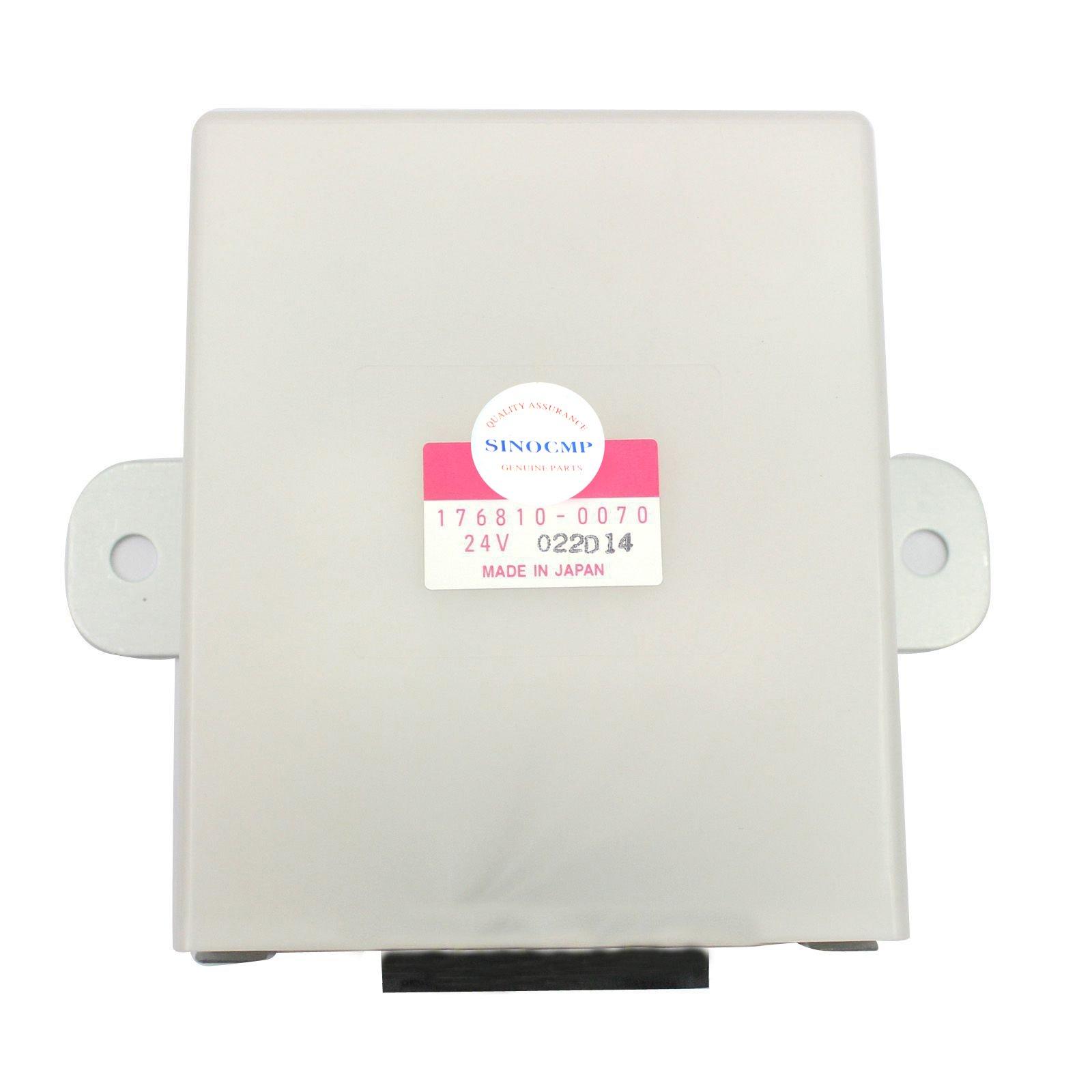 176810-0070 KHN3392 24V Wiper Motor - SINOCMP