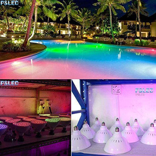 Top 10 best led color changing pool light bulbs reviews - Inground swimming pool light fixture ...