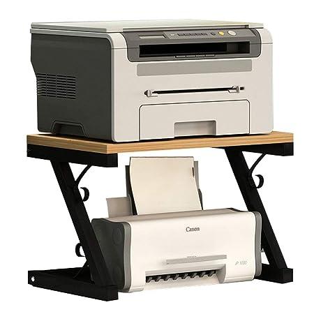 TTW Oficina de Almacenamiento de Escritorio en Rack Impresora en ...