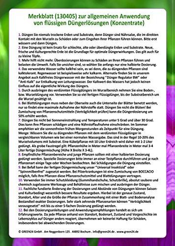 Lieblings Weinreben-Dünger HIGH-TECH Vitis NPK für Pflanzen in Beet und &FM_59