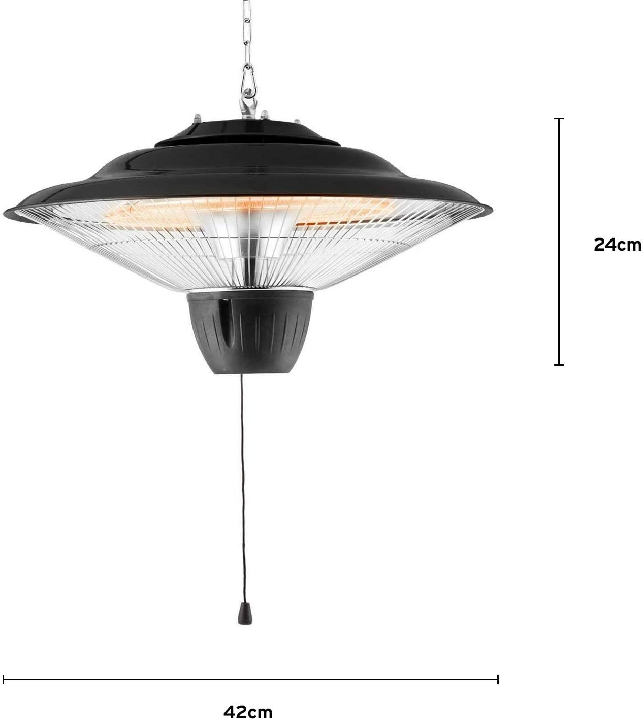 Garden & Outdoors Patio Heaters gaixample.org RH Trading Portable ...