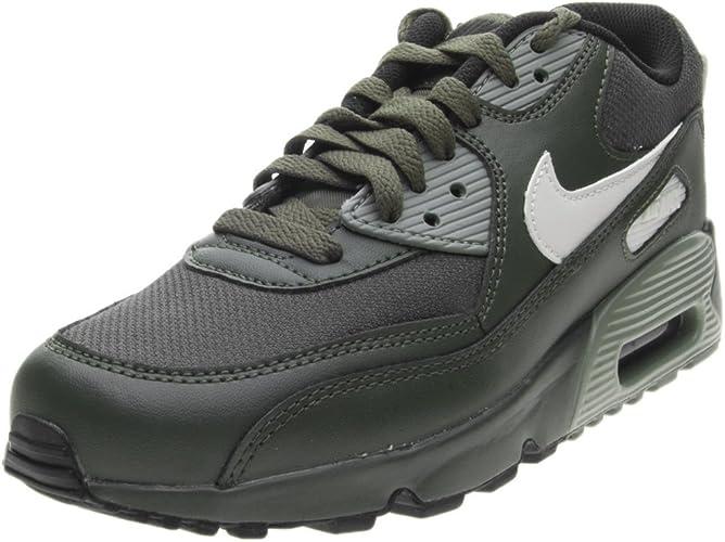 Nike Air Max 90 Mesh (GS), Chaussures de Trail Mixte Enfant